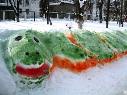 Дет зимние песни